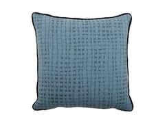 Cuscino quadrato in tessuto CARRÉ 100-16 -