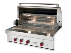 Barbecue a gas in acciaio inox ICBOG42 | Barbecue - Barbecue