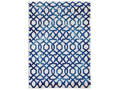 Tappeto rettangolare in lana a motivi geometriciCASABLANCA   Tappeto - G.T.DESIGN