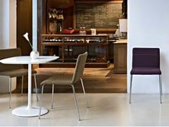 Sedia in tessutoCASABLANCA | Sedia imbottita - ALMA DESIGN