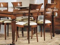 Sedia imbottita con schienale apertoCASANOVA | Sedia - ARVESTYLE