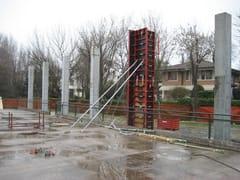 Sistema di casseratura per parete portanteCasseforme per Pilastri - ULMA CONSTRUCTION