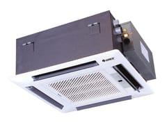 Unità interna per multi-split a cassettaMILANO | Climatizzatore multi-split a cassetta - FINTEK