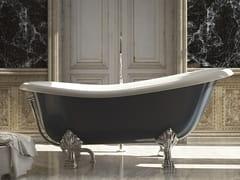 Vasca da bagno centro stanza ovale in materiale compositoCASSIOPEA BIO - RELAX DESIGN