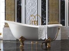 Vasca da bagno centro stanza ovale in materiale compositoCASSIOPEA - RELAX DESIGN