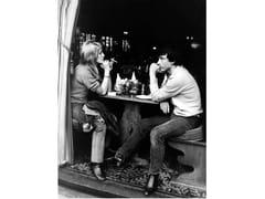 Stampa fotograficaCATHERINE DENEUVE E DAVID BAILEY - ARTPHOTOLIMITED