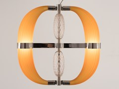 Lampada a sospensione a LED in vetro soffiatoCDF02 | Lampada a sospensione - PATRIZIA GARGANTI