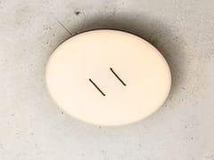 Lampada da parete / lampada da soffitto in acrilicoBUTTON C/W - ANDLIGHT