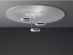 Lampada da soffitto a luce indiretta in alluminio pressofuso DROPLET | Lampada da soffitto - Droplet