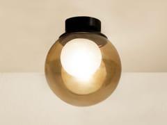 Lampada da parete / lampada da soffitto in metallo e vetroPOP C15 - BERTI BARCELONA