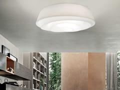 Plafoniera a LED in polietileneROSE_S - LINEA LIGHT GROUP