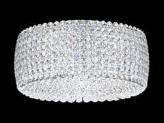 Plafoniere Con Swarovski : Plafoniere con swarovski lampade da soffitto cristalli