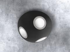LAMPADA DA SOFFITTO A LED IN POLIMERO CON DIMMERCAMOUFLAGE | LAMPADA DA SOFFITTO - ZAFFERANO