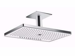 Soffione doccia a pioggia a soffitto con braccio RAINMAKER SELECT | Soffione doccia a soffitto - Rainmaker Select