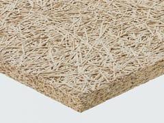Pannello termoacustico in lana di legno mineralizzataCELENIT AB/A2 - CELENIT ISOLANTI NATURALI