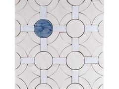 Palazzo Morelli, CENTRO Pavimento/rivestimento in terracotta e marmo