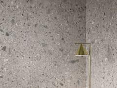 Pavimento/rivestimento in gres porcellanato effetto pietraCEPPO DI GRÉ GREY - ITALGRANITI