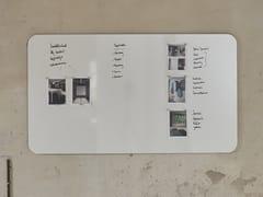 Lavagna per ufficio magnetica in compensato a pareteCERO R100 | Lavagna per ufficio - GLIMAKRA OF SWEDEN