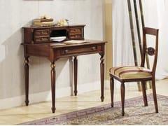 Scrittoio in legno massello CESAR - Canaletto