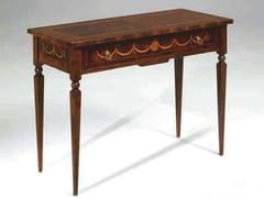 Consolle rettangolare in legno massello con cassettiCHIARA | Consolle - ARVESTYLE