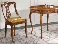 Sedia imbottita in legno masselloHENRY | Sedia - ARVESTYLE