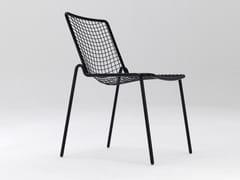 Sedia in acciaioRIO R50 | Sedia - EMU GROUP