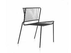 Sedia da giardino in poliestere OUT_LINE | Sedia - Out_Line