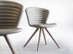 Sedia su trespolo in poliuretano MARSHMALLOW | Sedia in poliuretano - Marshmallow
