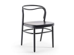 Sedia in faggio con schienale apertoBEAULIEU | Sedia - WIENER GTV DESIGN