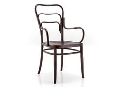 Sedia in faggio con braccioli VIENNA 144 | Sedia con braccioli - Vienna 144