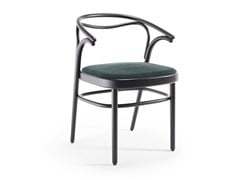 Sedia in faggio con braccioliBEAULIEU | Sedia con braccioli - WIENER GTV DESIGN