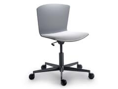 Sedia ufficio in polipropilene con cuscino integratoSLAM   Sedia con cuscino integrato - SELLEX