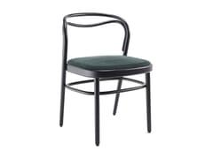 Sedia in faggio con cuscino integratoBEAULIEU | Sedia con cuscino integrato - WIENER GTV DESIGN
