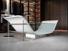 Vasca da bagno centro stanzaCHAISE LONGUE RIVE GAUCHE - MOMA DESIGN BY ARCHIPLAST