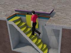 Portellone a pavimento pavimentabileCHAMELEON XL - APULIA INNOVATIVE TECHNOLOGIES