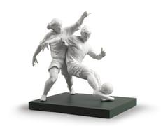 Soprammobile in porcellanaCHAMPIONS TEAM FOOTBALLERS - LLADRÓ