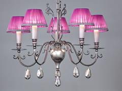 Lampadario a luce diretta in metallo BELLE EPOKE 5 - Belle epoke