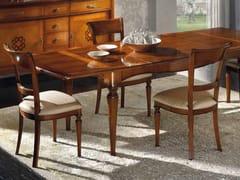 Sedia imbottita in legno masselloCHANEL | Sedia - ARVESTYLE