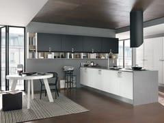 Cucina componibile con penisolaCHANTAL | Cucina componibile - FEBAL CASA BY COLOMBINI GROUP