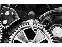 Stampa fotograficaCHARLIE CHAPLIN IN MODERN TIMES - ARTPHOTOLIMITED
