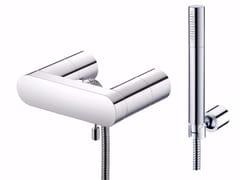 Miscelatore per vasca a muro monocomando con doccetta CHARMING | Miscelatore per vasca con doccetta - Charming