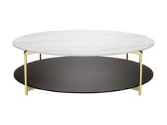 Tavolino da caffè rotondo con vano contenitoreCHESS | Tavolino rotondo - FARGO HONGFENG INDUSTRIAL