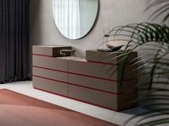 Cassettiera componibile in legnoKOBE | Cassettiera - JESSE ITALIA