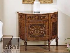 Madia in legno massello con cassettiCHIARA | Madia - ARVESTYLE