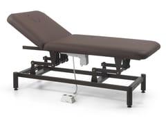 Lettino per massaggiCHOCOLATE - NILO