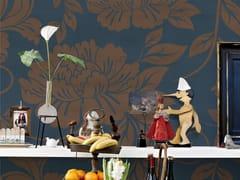 Carta da parati panoramica con motivi floreali CHRYSAN - Collection 2015