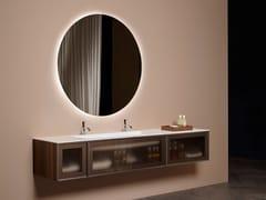 Specchio a parete per bagnoCIRCUS - ANTONIO LUPI DESIGN®