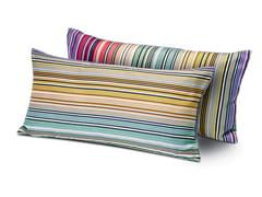 Cuscino in tessuto jacquardCLAREMONT | Cuscino rettangolare - MISSONI HOME