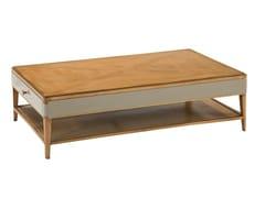 Tavolino basso rettangolare in ciliegioCLARIDGE | Tavolino - ROCHE BOBOIS