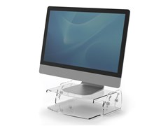 Supporto per monitor regolabile CLARITY™ | Supporto per monitor/TV - FELLOWES